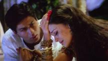 Shahrukh Asks Aishwarya For Forgiveness | Devdas