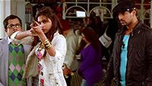 John Threatens Deepika's Date | Desi Boyz
