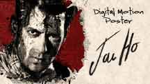 Digital Motion Poster | Jai Ho