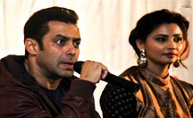 Salman Khan and Daisy Shah promote 'Jai Ho' in Nagpur | Jai Ho
