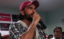 Ranveer Singh promotes his upcoming film 'Goliyon Ki Raasleela Ram-leela' in Patna | Goliyon Ki Raasleela Ram-Leela