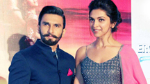 Ranveer, Deepika promote 'Goliyon Ki Raasleela Ram-leela' in Delhi | Goliyon Ki Raasleela Ram-Leela