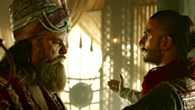 Ranveer Makes An Offer The King Can't Refuse | Bajirao Mastani
