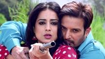 Mahi Gill & Jimmy Shergill Flirt With Danger | Shareek