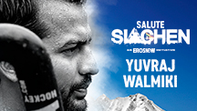 Yuvraj Walmiki - Salute Siachen | An Eros Now Original Series