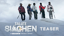 Salute Siachen: First Exclusive Teaser | An Eros Now Original Series