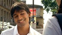 Dhanush and Sonam In A Slap-A-Thon! | Raanjhanaa