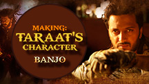 Exclusive - Making of Taraat | Banjo