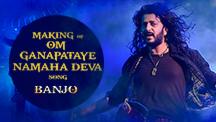 Making of Om Ganapataye Namaha Deva   Banjo