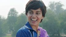Kangana Sings An English Song For Madhavan | Tanu Weds Manu Returns