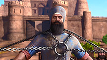 The Humiliating March | Chaar Sahibzaade - Rise of Banda Singh Bahadur