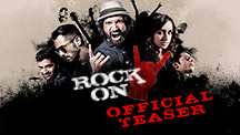 Official Teaser | Rock On 2
