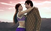Dil Chaspiya | Kochadaiiyaan - The Legend