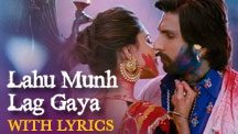 Lahu Munh Lag Gaya - Full Song With Lyrics | Goliyon Ki Raasleela Ram-Leela