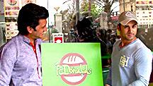 Riteish Inaugurates FcDonalds   Bollywood News