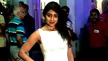 Ajay Devgn and Tabu miss the Screening of Drishyam   Bollywood News