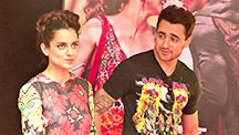 Kangana Explains Girl Speak To Imran | Bollywood News