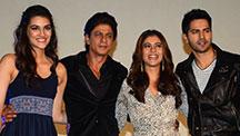 SRK and Kajol Almost Freezed To Death During Gerua | E Buzz