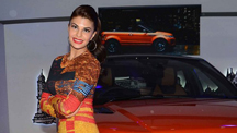 Jaqueline Fernandez Launches The New Range Rover Model | E Buzz