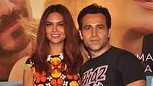 Emraan and Esha Launch Music Video | E Buzz