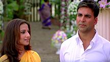 Vidya Balan Impressed By Akshay Kumar