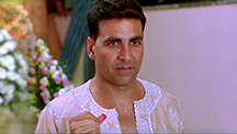 A Fake Act By Akshay Kumar