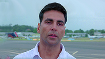 Akshay Kumar In Tears