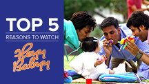 Top 5 Reasons to Watch Heyy Babyy