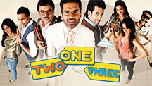 Watch One Two Three full movie Online - Eros Now