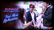 Making of Teri Meri Kahaani