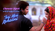 Making of Character Sketch - Teri Meri Kahaani
