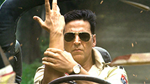 Akshay Packs A Khiladi Punch