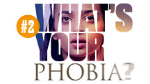 What's Your Phobia? #2 - Featuring Radhika Apte