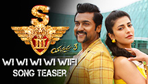 Wi Wi Wi Wi Wifi - Song Teaser