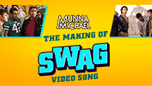 Making Of Swag Video Song