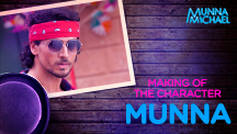 Making of the Character (Munna)