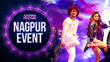 Munna Michael Live in Nagpur - Ding Dang