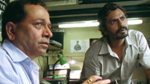 Nawazuddin gets a scolding from his boss