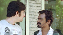 Nawazuddin fights with a man
