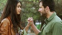 Saif Proposes To Diana