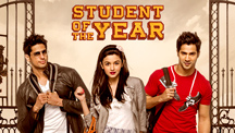 Watch Student of the Year full movie Online - Eros Now