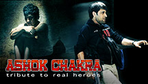Watch Ashok Chakra - Tribute To Real Heroes full movie Online - Eros Now