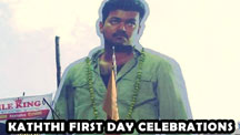 First day - More celebrations