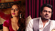 Badlapur Making - Huma Qureshi and Nawazuddin Siddiqui