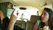 Liak & Harman flee in Misha's car