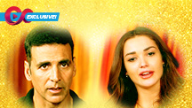 Exclusive - Akshay Kumar and Amy Jackson Bling Down The House