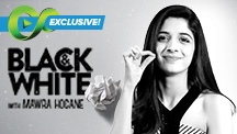 Exclusive - Black & White Interview with Mawra Hocane
