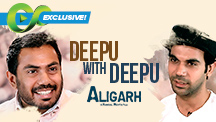 Exclusive - Deepu with Deepu!