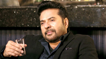 Mammootty Throws An Attitude