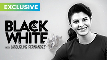 Exclusive - Black & White Interview With Jacqueline Fernandez